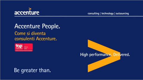 Accenture People come contribuiamo al successo dei nostri clienti